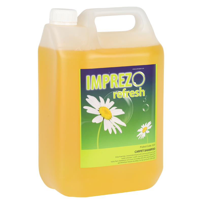 IMPREZO refresh - Carpet Shampoo 5L
