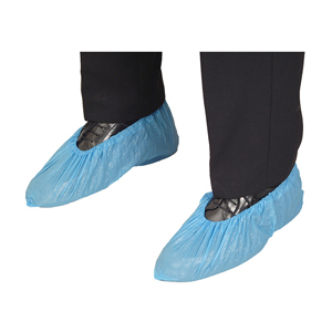 PVC Disposable Overshoes (pk 100)