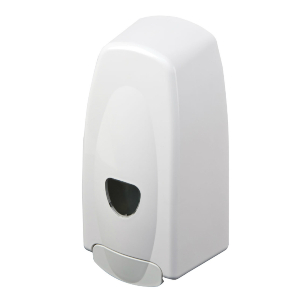 SANSO Bulk Fill Plastic Soap Dispenser for Liquid Soap