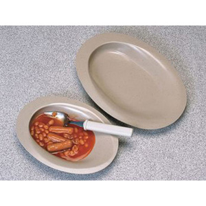 Manoy Oval Contoured Plate Large 279mm x 197mm
