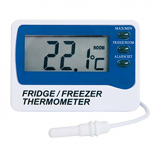Drugs Fridge Max/Min Digital Thermometer (810-210)