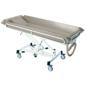 Hydraulic, Height Adjustable Shower Trolley T1 (Adult)