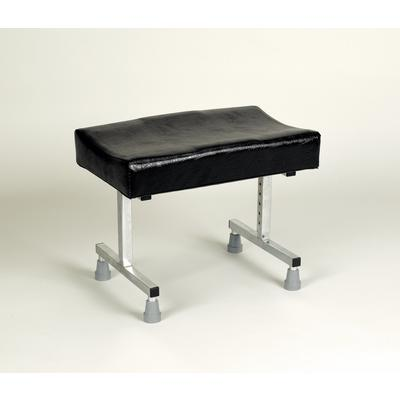 Adjustable Height Foot Stool with Castors