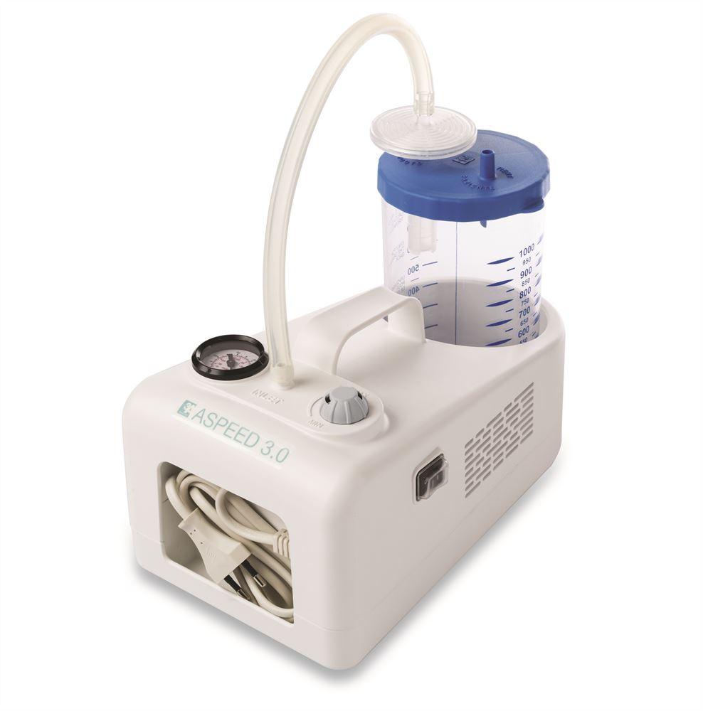 Aspeed Suction Machine with 1000ml Jar