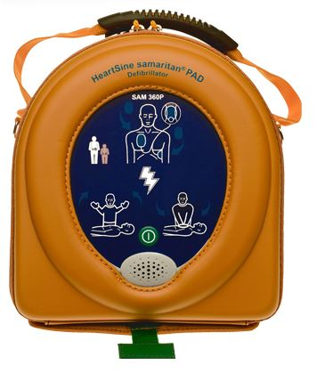 Heartsine 360P Defibrillator - Bronze Package