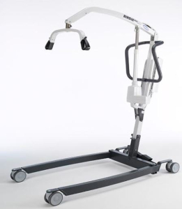Invacare Birdie Evo Transfer Hoist with Manual Leg Spread (2pt looped spreader bar) SWL 180kg