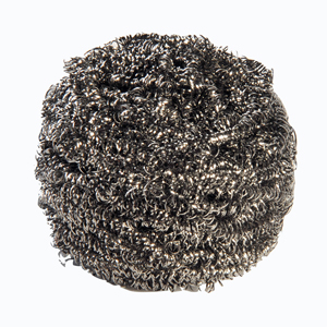 60g Stainless Steel Scourers (pk 18)