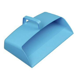 DP3 Enclosed Plastic Dustpan 305x200mm - Blue