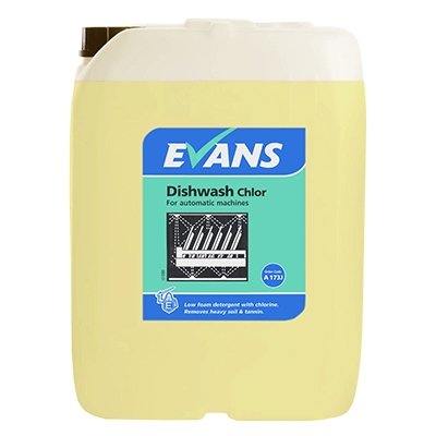 EVANS Dishwash Chlor 20L
