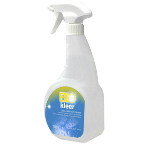 EXO kleer - Glass & VDU Cleaner 6 x 750ml
