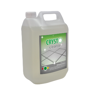 CRYSTO cleanse+ - HD Degreaser/Sanitiser 5L