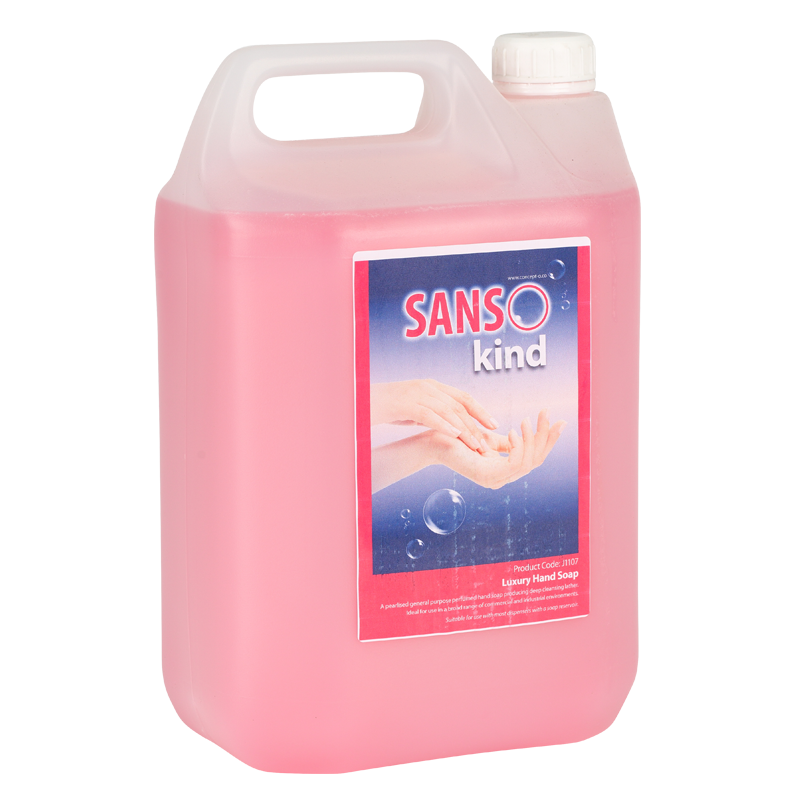 SANSO kind - Pearlised Hand Soap 5L