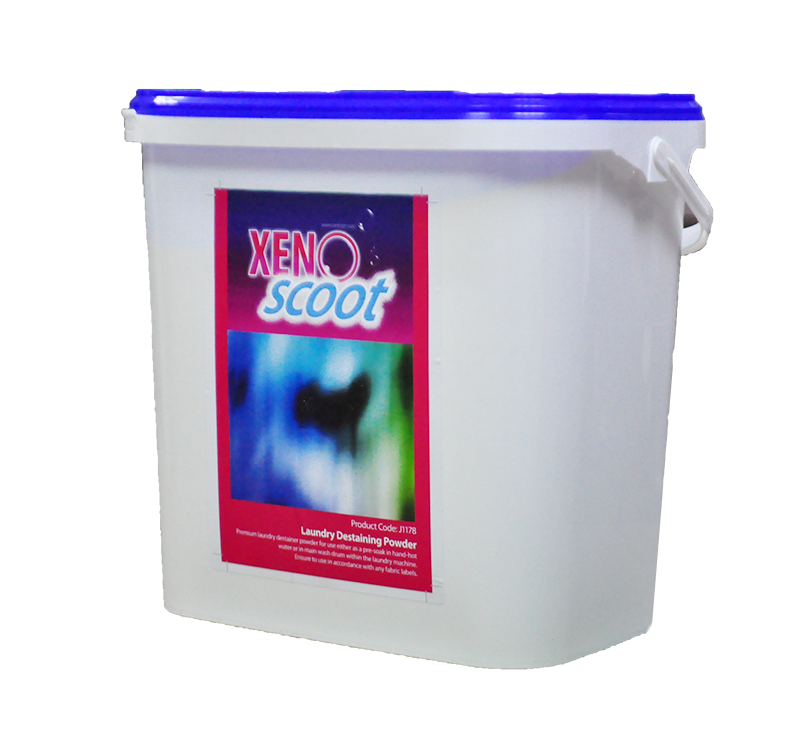 XENO Scoot Laundry Destaining Powder 10kg