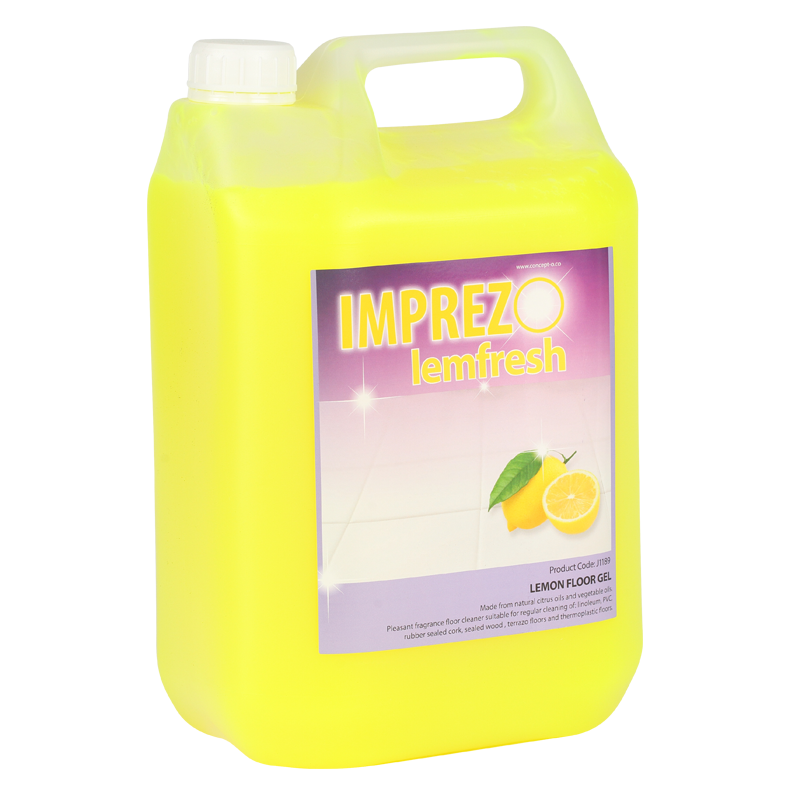 IMPREZO lemfresh - Lemon Floor Gel 5L