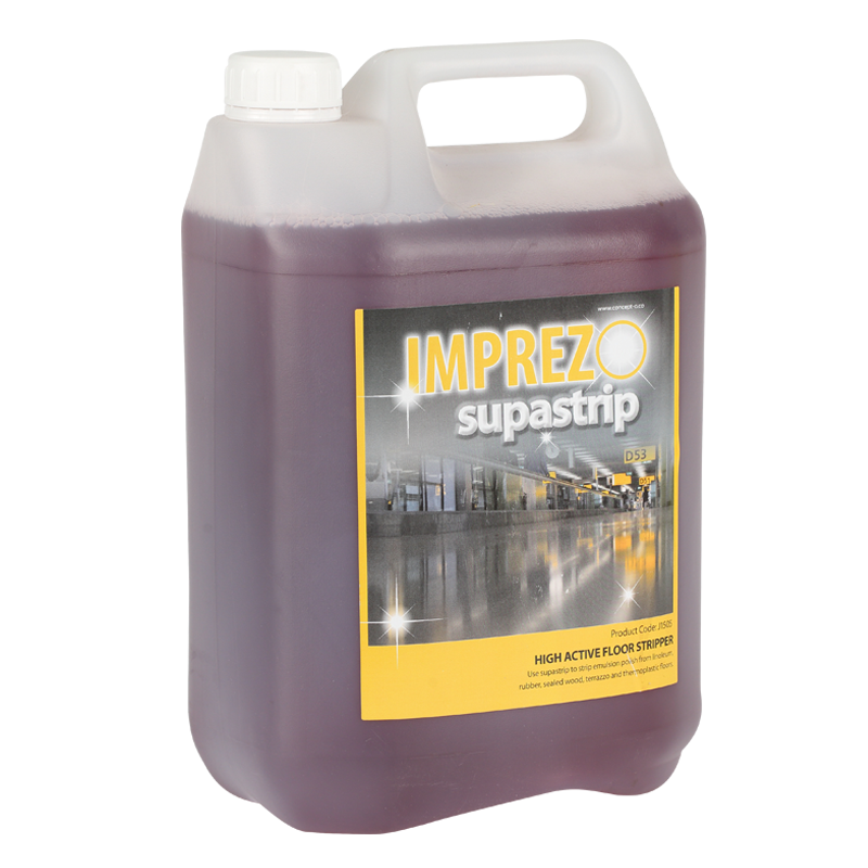 IMPREZO supastrip - High Active Floor Stripper 5L