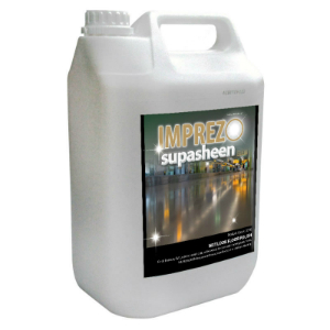 IMPREZO supasheen - Wet Look Floor Polish 5L