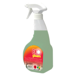 EXO gleam - Washroom Cleaner 6 x 750ml