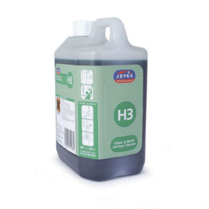 Jeyes H3 Glass & Multi Surface 2x2L Cleaner - Con