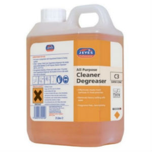 Jeyes C3 All purpose Cleaner 2x2L Degreaser - Con