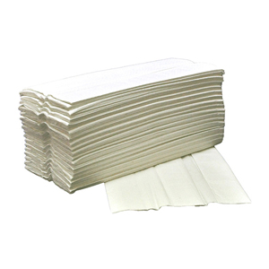 2 Ply C Fold Hand Towels - White - Pk 2355 (H2WC30OPT)