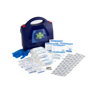 AeroKit BS8599 Catering First Aid Kit - 10 person (BS-SC)