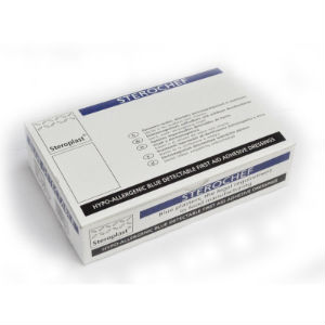 A-Care Assorted Washproof Blue Plasters (pk 100)