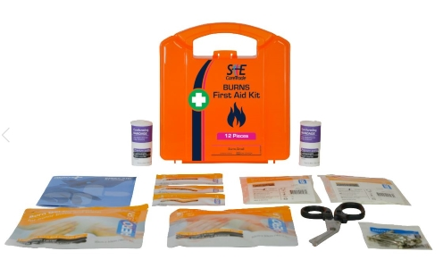 AeroBurn Burns Kit - Small