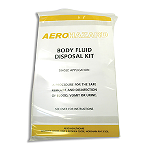 AeroHazard Body Fluid Refill in Polybag - 1 application